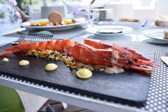 Folgosa, Portugal: Jumbo Shrimp