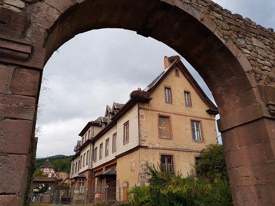 Ancienne Abbaye Saint Grégoire