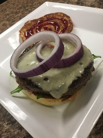 Washington Township, Nueva Jersey: Venison Burger (Monthly Special)