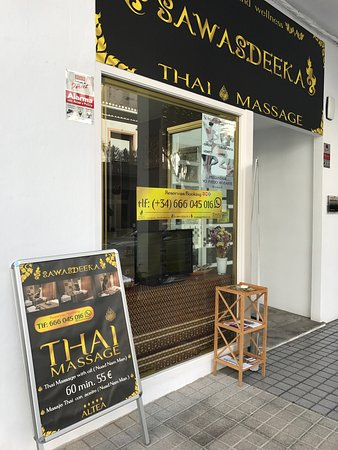 ‪Sawasdeeka Thai Massage‬