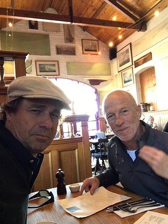 Troon, UK: MacCallum's Oyster Bar