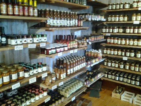 Kirkwood, South Africa: Jams and preserves