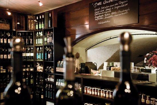 Wein und andere Köstlichkeiten aus der Region Bad Radkersburg