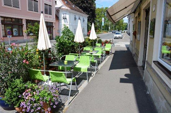 Gastgarten - Die Spezerei in der Altstadt Bad Radkersburg