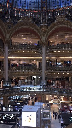 Galeries Lafayette Haussmann: photo1.jpg