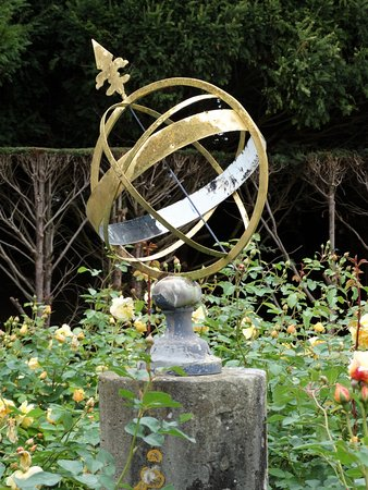 Kingston Lacy: The Sundial Garden