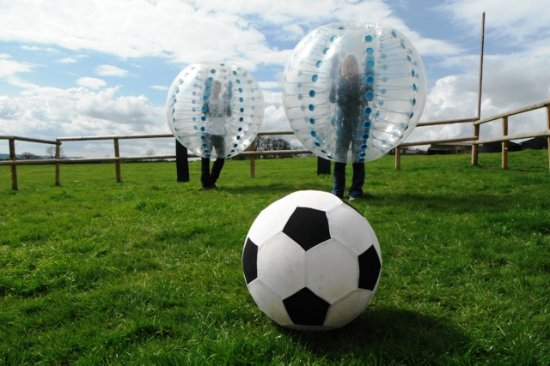 York Bubble Football & Activities