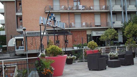 Hotel Villa Gaia: esterno