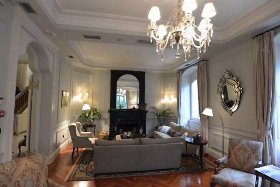 Hotel Villa Soro, lounge