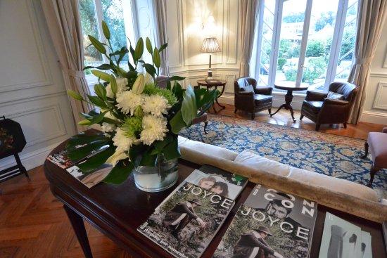 Lounge at Hotel Villa Soro
