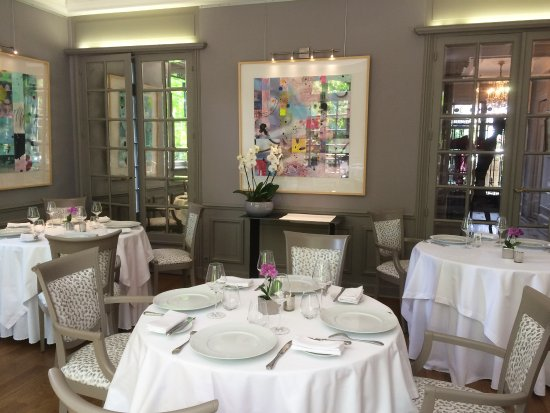 Maisons-Laffitte, فرنسا: Le Tastevin - Salle