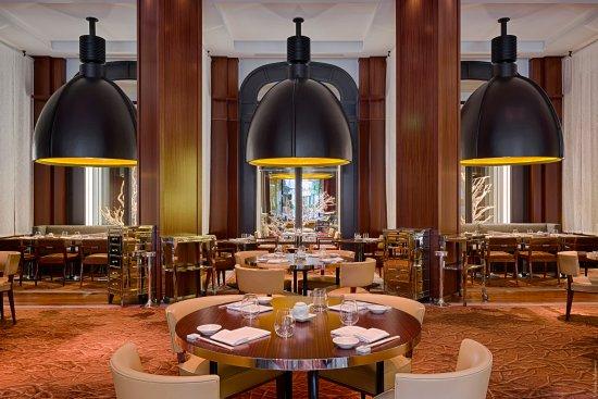 Le Royal Monceau-Raffles Paris : Matsuhisa and La Cuisine Restaurant