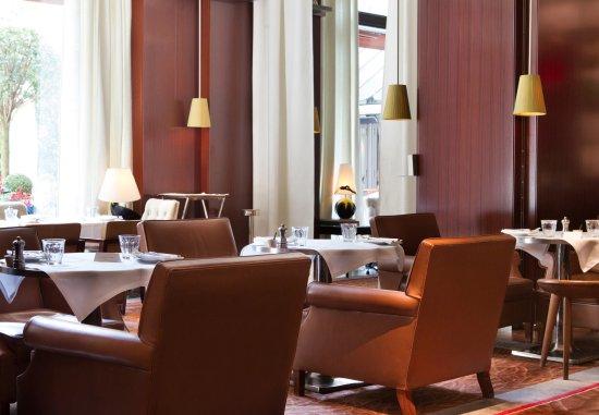 Le Royal Monceau-Raffles Paris : Le Bar Long