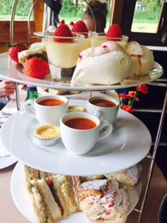 Worsley, UK: Our lovely Homemade Afternoon Tea