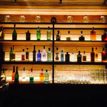 Combloux, Frankrike: bar