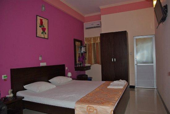 Hotel Agape: la chambre 108 !