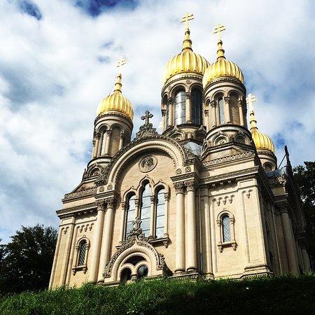 Russisch-Orthodoxe Kirche (auch : Griechische Kapelle): Church