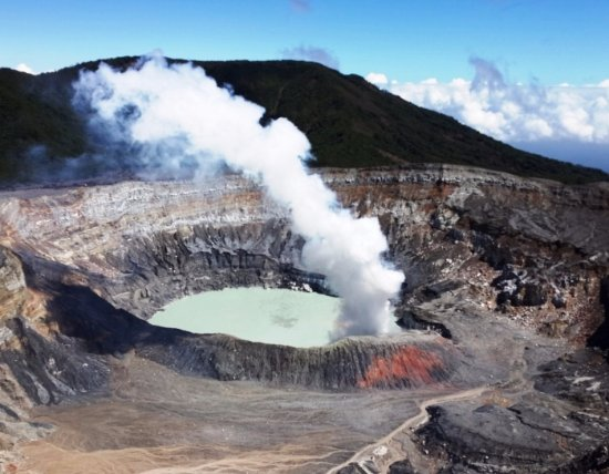 Santa Ana, Costa Rica: Poas Volcano National Park, Costa Rica