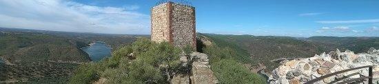 Parque Nacional de Monfragüe: Castillo