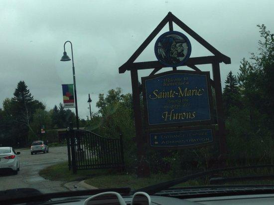 Midland, Kanada: entrance