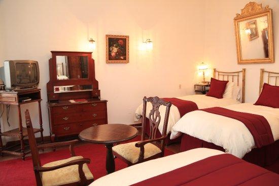 El Hotel de Su Merced: Triple Room