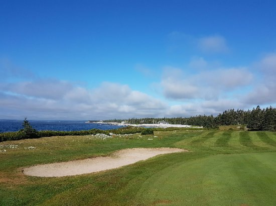 Южная Новая Шотландия, Канада: Golf Course
