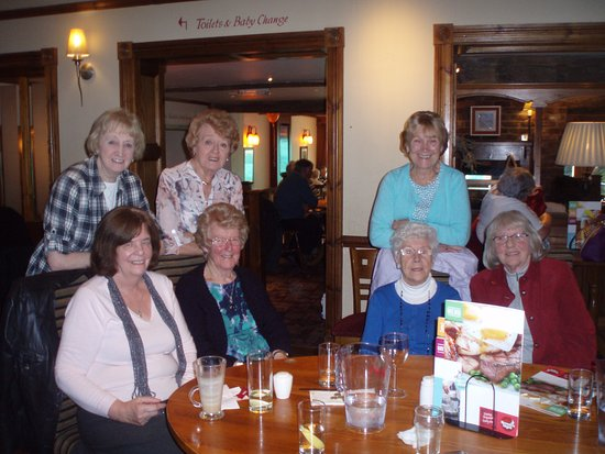 Childer Thornton, UK: Regular birthday celebration with friends.