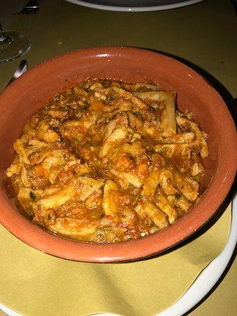 Vispa Teresa : Tripe stew