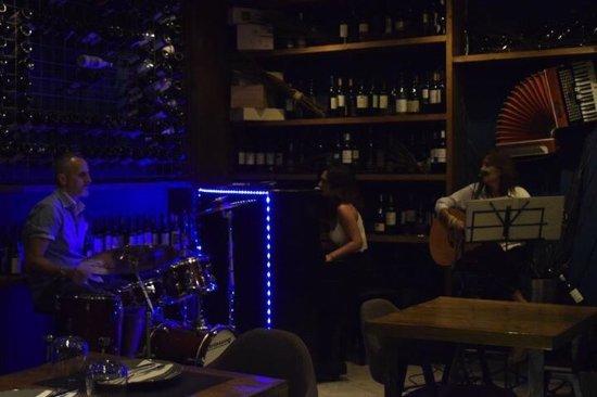 Glyfada, Greece: Wine bar Mediterranean Cuisine