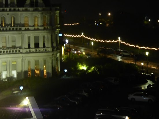The Grand Hotel Eastbourne: Classic night shot