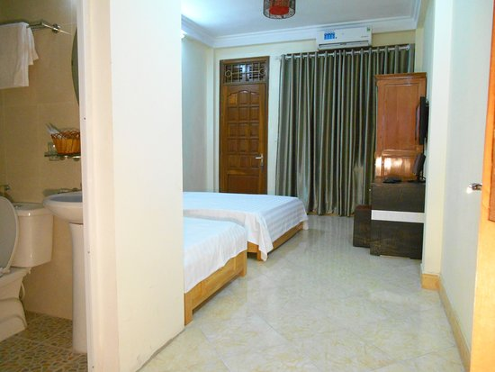 Discovery Hotel: Delux triple room