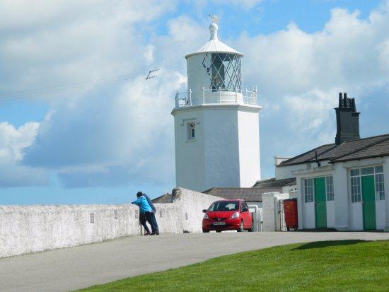 Lizard Lighthouse.