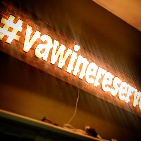 Waterford, VA: Hash Tag for Wine Reserve #vawinereserve