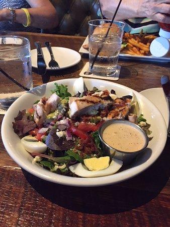 Trumbull, CT: My salad