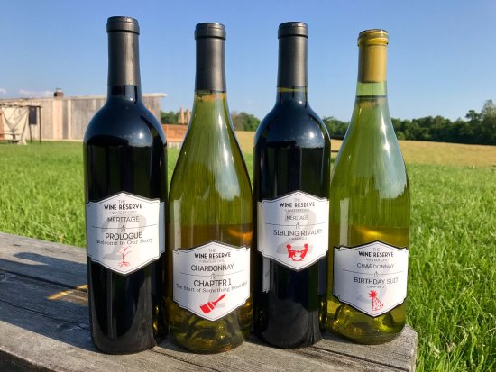 Waterford, VA: First Four Wine Releases by winemaker Doug Fabbioli