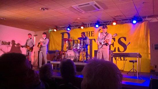 Roden, The Netherlands: Optreden van the Beatles revival