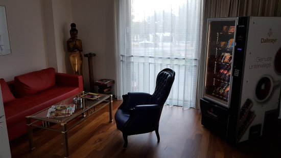Valerian - Das Business Hotel: Relaxraum