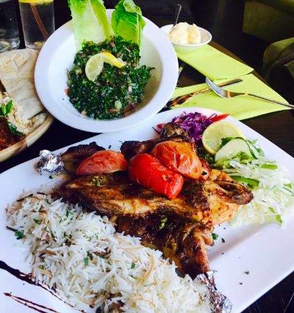 Turkish Restaurant Newcastle Centre