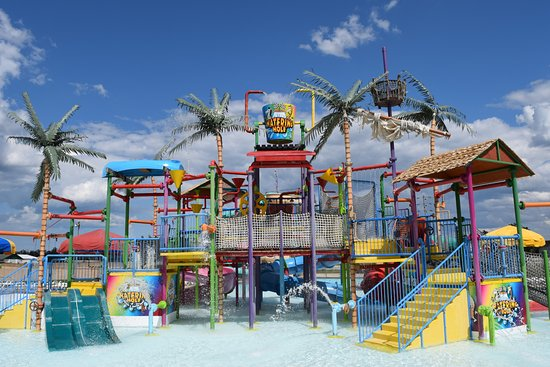 Monsoon Lagoon Water Park