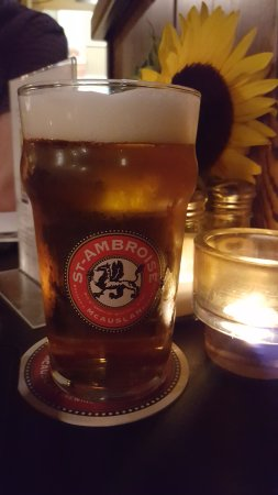 Bayfield, แคนาดา: So many beers on tap!