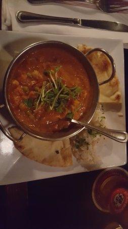 Bayfield, แคนาดา: Curry bowl....delish!