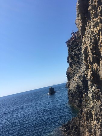 Santorini Sea Kayak - Day Tours : from this height