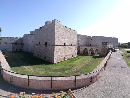 Castello Svevo di Barletta: bastione