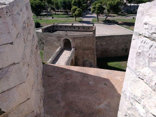 Castello Svevo di Barletta: particolare