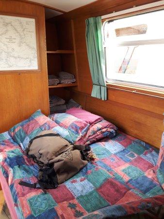 Ковентри, UK: Doppelbett