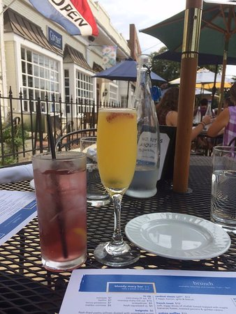 ‪‪Lynchburg‬, فيرجينيا: We just heard our Mimosa calling your name! Brunch served Sat. and Sun.'s. ‬