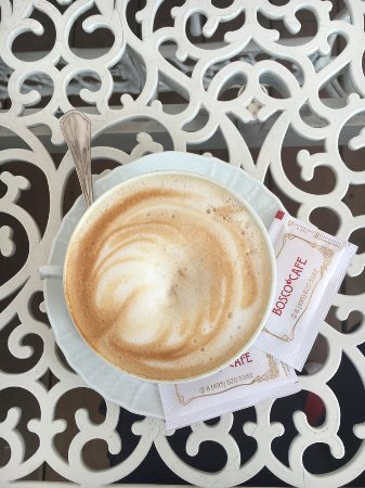 Decent Coffee Picture Of Bosco Cafe Moscow Tripadvisor