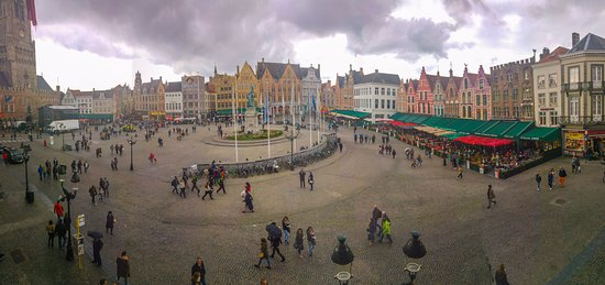 Hotel Olympia Bruges : Grote Markt