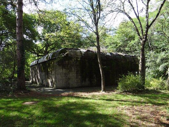Château de Pignerolle : BUNKER