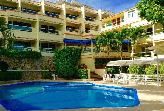 Gran Hotel Montecarlo Bewertungen Fotos Acapulco Mexiko